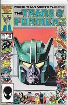 Transformers #22 - $3.00