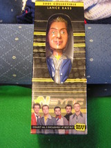 NSync LANCE  BASS . 2001 Collector's BEST BUY Figure BOBBLEHEAD.....SALE - $7.92