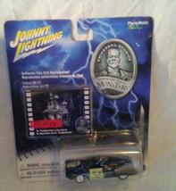 Johnny Lightning Universal Studios Monsters Frankenstein FRANKENSTUDE Di... - $11.96
