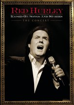 Raised on Songs & Stories by Red Hurley - DVD