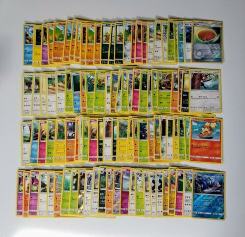 Primary image for Pokemon 100 Card mixed Lot of Basic Stage 1 Stage 2 Trainer SEE DESCRIPTION