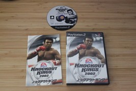 Knockout Kings 2002 (Japanese PS2 Import! PlayStation 2) - $29.99