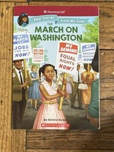 American Girl Real Stories from My Time: The March on Washington by Bonn... - $6.93