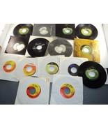 "The Beatles 45 Records 7"" Lot Paul McCartney Wings  John Lennon Apple 15... - $59.04"