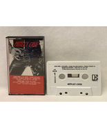Motley Crue Too Fast For Love cassette tape 1982 Elektra Asylum Records - $10.00