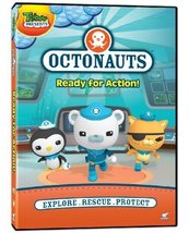 Octonauts - Ready for Action! [DVD] - $25.99