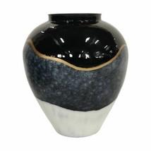 "Upscale & Modern Metal 20""H Pot Vase, Blue - $372.69"