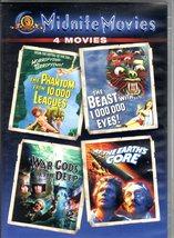 Midnight Movies 4 Movie Classic - $6.95