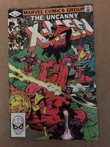 Uncanny X-MEN #160 1982 Marvel Comic Book VF 8.0 Condition 1ST Zaladane - $17.99