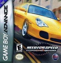 Need for Speed: Porsche Unleashed (Nintendo Game Boy Advance, 2004) - $4.85