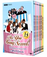 Are You Being Served?: The Complete Series Collection (DVD, 2009, 14-Disc) - $29.69