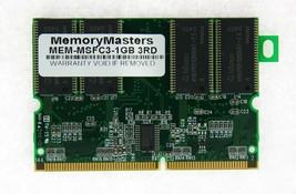 MEM-MSFC3-1GB MEMORY FOR CISCO MSFC3,SUP32 NEW MEM-S3-1GB - $48.50