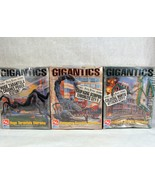 AMT GIGANTICS COLOSAL TARANTULA SCORPION PRAYING MANTIS MONSTER SET 3 MO... - $79.19
