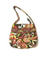 Vera Bradley Puccini small purse bag  Red brown RETIRED - $24.75