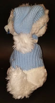 """Disney Store Exclusive Aristocats Marie Cat 12"""" Wearing Blue Sweater Hat Winter image 5"""