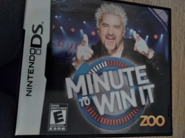 Nintendo DS Minute To Win It image 1