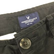 American Eagle Women's Black Shorts 4 image 3