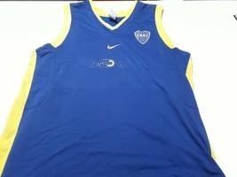 soccer jersey  sleeveless shirt  Boca jrs  Argentina  - $28.71