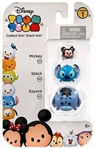 Disney Tsum Tsum Stackable Collectible Figures Series #1 Mickey Stitch Eeyore - $3.95