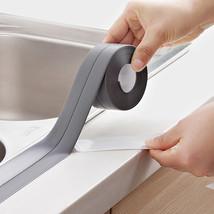 Honana 3.8mm Kitchen Bathroom Self Adhesive Wall Seal Ring Tape Waterpro... - $144,86 MXN