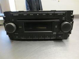 GRR718 Radio CD MP3 Tuner Receiver  2005 Jeep Grand Cherokee 3.7 05091710AF - $70.00