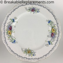 Royal Albert Gem Dinner Plate - $25.00