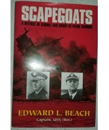 Scapegoats: A Defense Of Kimmel & Short At Pearl Harbor Hardcover Signed - $19.79