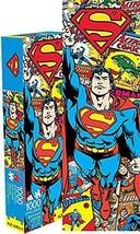 Superman Retro DC 1000 pieces puzzle Aquarius image 2