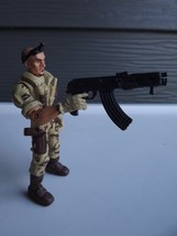 Lanard The Corps Gerard Rainer Fixer  Figure with Weapon - $12.10