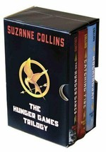 The Hunger Games Trilogy Boxed Set (1) [Hardcover] Collins, Suzanne - $11.29