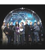 Stargate Universe Destiny Gate and Main Cast T-Shirt, NEW UNWORN - $14.50