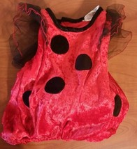 Ladybug Toddler Halloween Costume Children's Outfit Dress CUTE Size 1 - ... - €13,15 EUR
