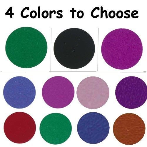 "Confetti Circle 3/4"" - 4 Colors to Choose - $1.81 per 1/2 oz. FREE SHIP - $3.95 - $28.70"
