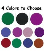 "Confetti Circle 3/4"" - 4 Colors to Choose - $1.81 per 1/2 oz. FREE SHIP - $3.95+"