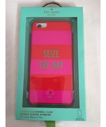 Kate Spade Hybrid Hard Shell Snap Case Cover - iPhone 6 plus/6s plus - B... - $9.74