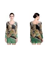 Princess Jasmine Long Sleeve Bodycon Dress - $28.99+