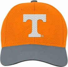 NCAA Tennessee Volunteers Youth Boys Tech Structured Snap Hat - Orange Gray - $7.76