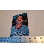 Rick Bosetti Ball Card 5x7 Toronto Blue Jays Outfield 1980 Topps MLB Bas... - $9.49