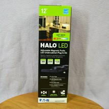 Halo Magnetic System 12-in Plug-in Puck Light HU2012PS2P930MBR - $20.20