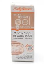 Sally Hansen Salon Insta Gel Strips 380 Faux Real; 16 Gel Polish Strips,... - $5.69