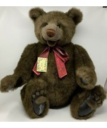 Gund Bears Signature Collection SASBEARILLA Signed RITA SWEDLIN RAIFFE 1... - $118.74