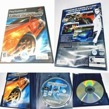 Need for Speed: Underground (Sony PlayStation 2 2003) PS2 Complete CIB w/manual - $17.95