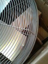 "TPI 30"" Fan Head Non Oscillating, 1/2 HP, 9850 CFM, Lot of 1 image 3"