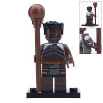M'baku Black Panther Custom Minifigures Toy Building Block Figure Super ... - $3.49