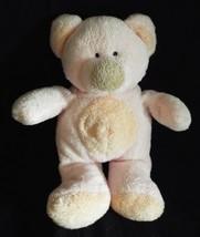 "Ty Pluffies 2002 Pinks Teddy Bear 9"" Stuffed Animal Plushie Baby - $11.83"