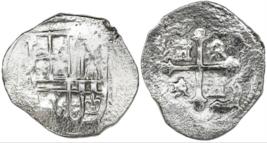 ATOCHA 1622 RARE MEXICO 1  REALES GRADE 1 FISHER COA PIRATE GOLD COINS T... - $7,500.00