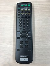 Sony RM-Y167 Remote Control Tested & Cleaned                                (G9)