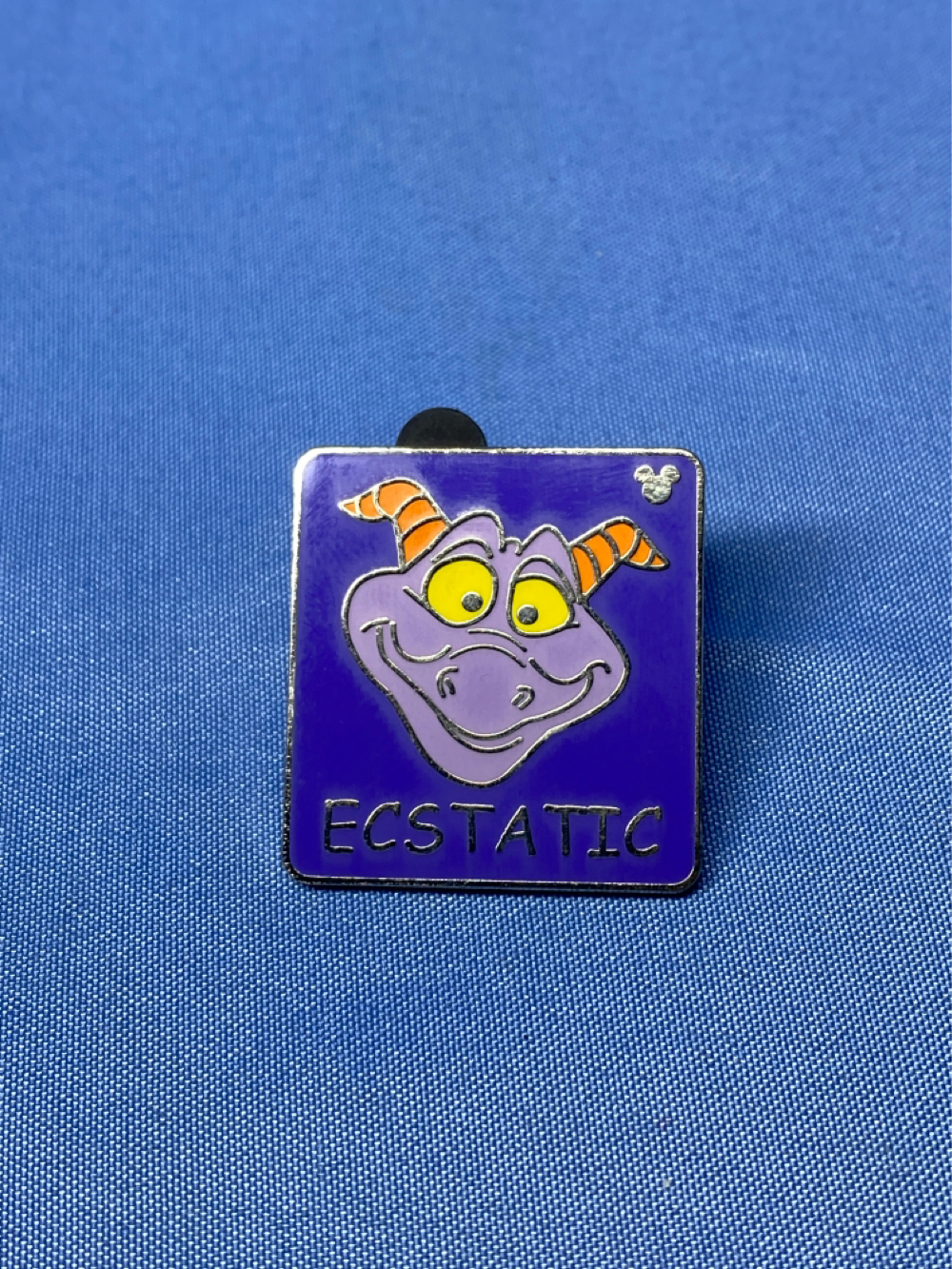 Primary image for WDW - Hidden Mickey 2007 Series II - Figment Emotions - Ecstatic Disney Pin
