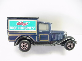Matchbox Kellogg's Rice Krispies Die-cast Model A Ford Delivery Truck - $14.99