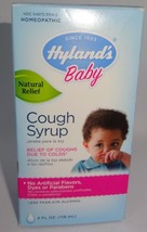 Hyland's Baby Cough Syrup 4 oz - $4.70